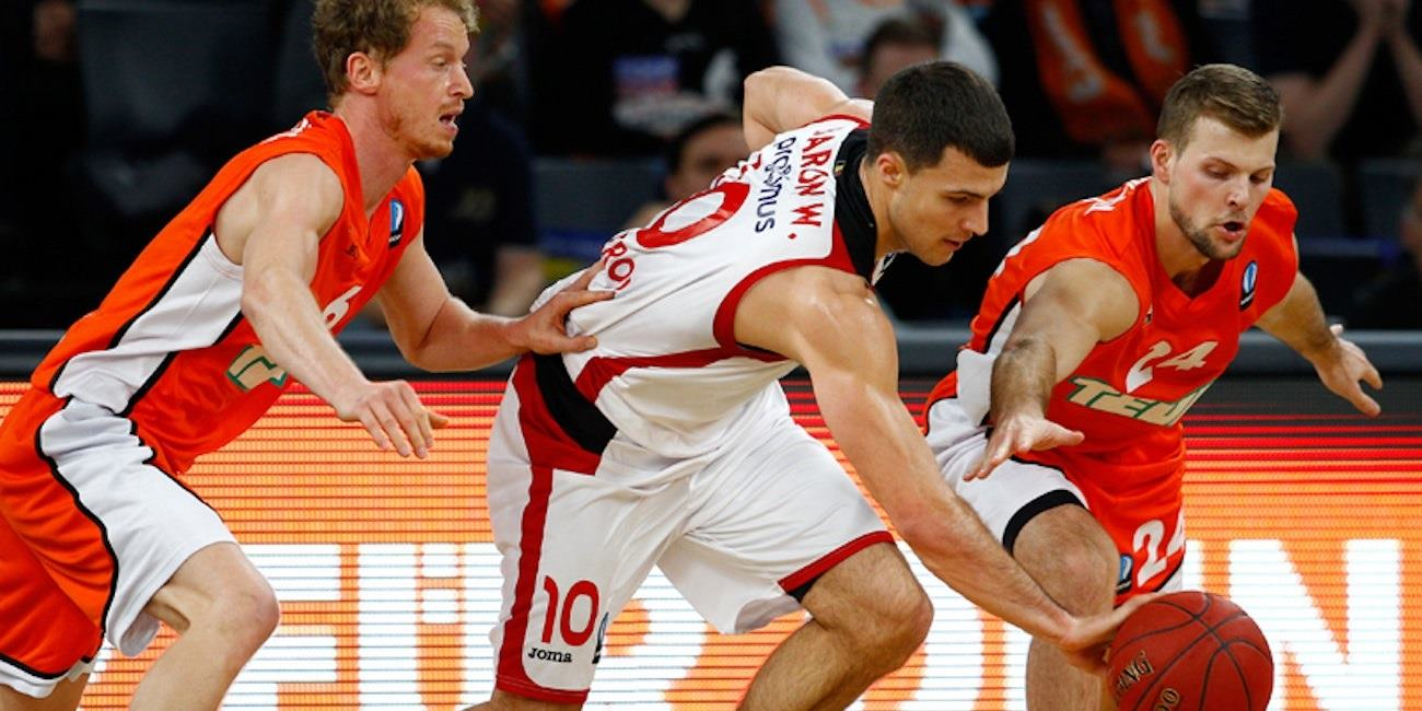 Billy Baron - Proximus Spirou Charleroi - EC15 (photo Florian Achberger - Ratiopharm Ulm)