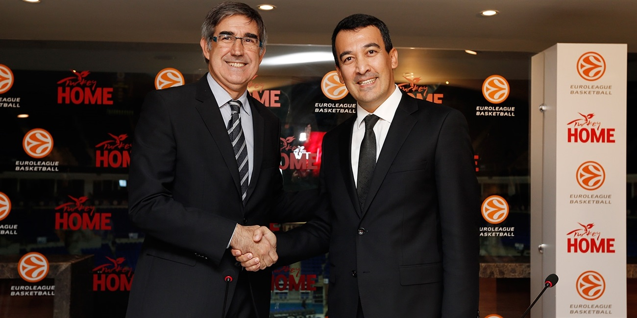 Turkish Tourism becomes newest Euroleague Basketball partner