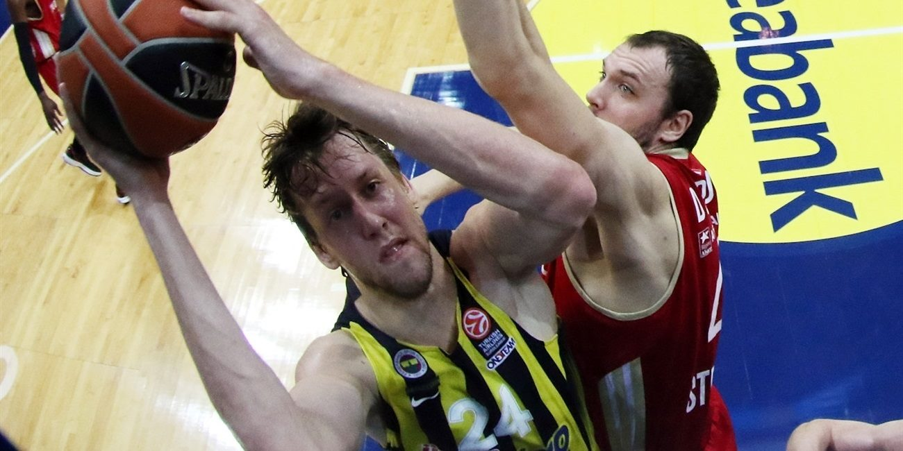 RS Round 7 report: Fenerbahce beats Strasbourg to storm into Top 16