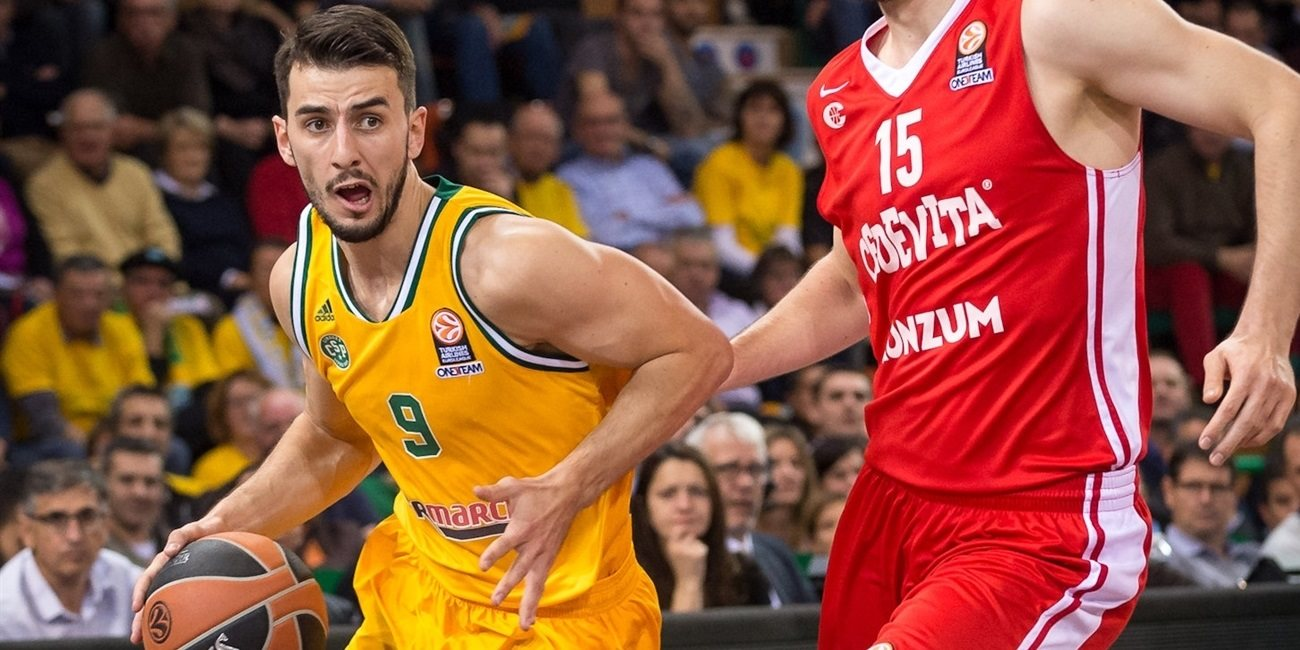 Zalgiris inks playmaker Westermann