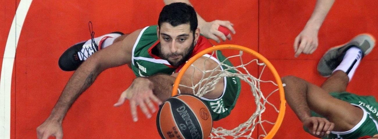 Top 16, Round 4 co-MVPs: Ioannis Bourousis of Laboral Kutxa, Jan Vesely of Fenerbahce