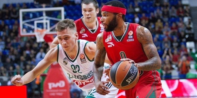 Regular Season, Round 7: Lokomotiv Kuban Krasnodar vs. Zalgiris Kaunas