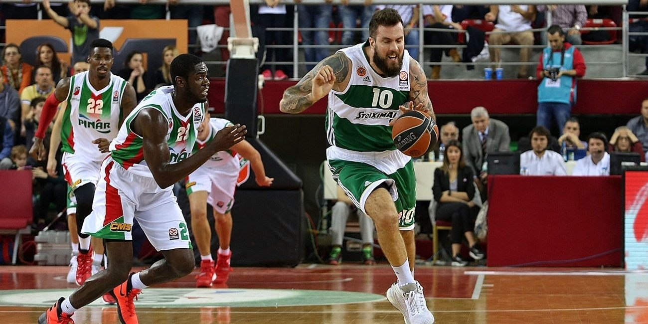 RS Round 7 report: Panathinaikos holds onto key 66-69 win in Izmir