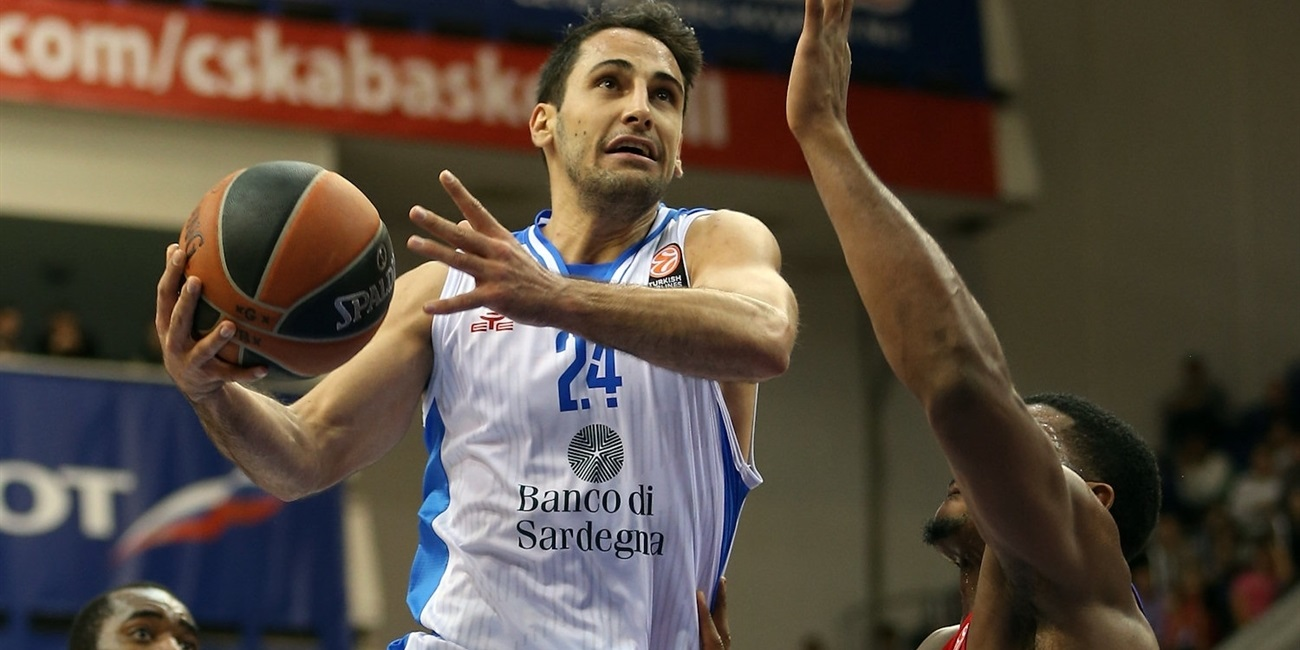 Dinamo Sassari re-signs Stipcevic