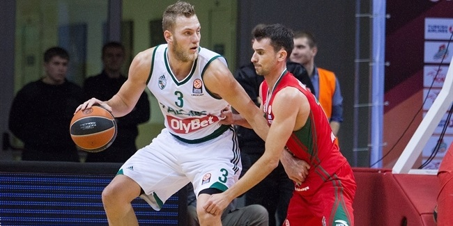 Nizhny tabs Vene at forward