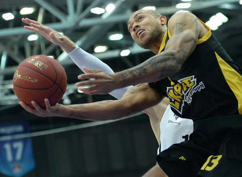 Marc Carter - AEK Athens - EC15 (photo Nizhny Novgorod)