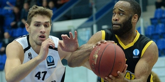 Regular Season, Round 8: Nizhny Novgorod vs. AEK Athens
