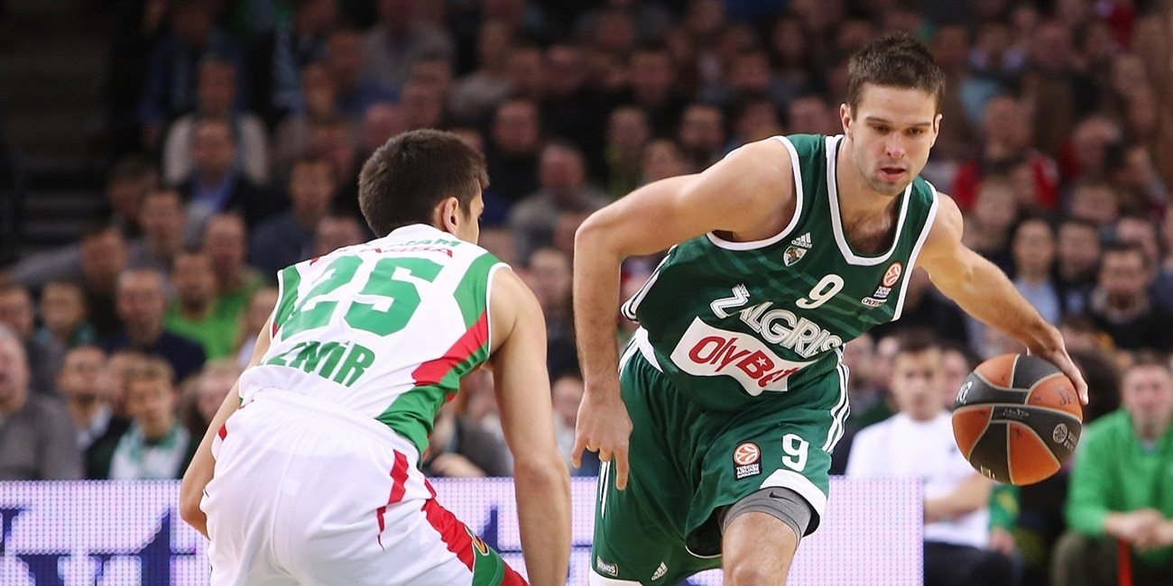 RS Round 8 report: Zalgiris on Top 16 doorstep after downing Karsiyaka 74-52