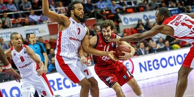RS Round 8 report: CAI Zaragoza beats Nancy, moves into second place in Group C