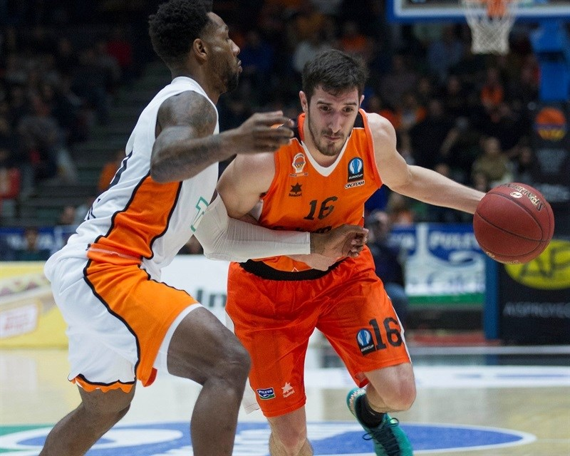 Guillem Vives - Valencia Basket - EC15 (photo Valencia - Miguel Angel Polo)