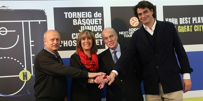 L'Hospitalet tournament's 37th edition presented