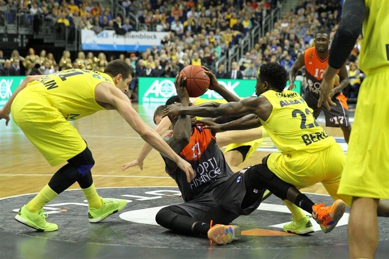 Pape-Philippe Amagou - Le Mans Sarthe Basket - EC15 (photo ALBA Berlin - Camera4)