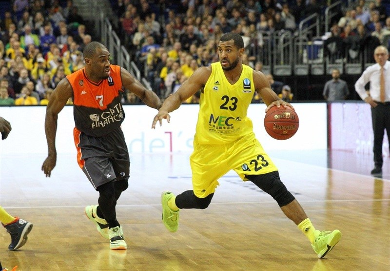 Jordan Taylor - ALBA Berlin - EC15 (photo ALBA Berlin - Camera4)