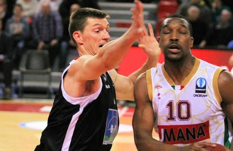 Mike Green - Umana Reyer Venice - EC15 (photo Soirou Charleroi)