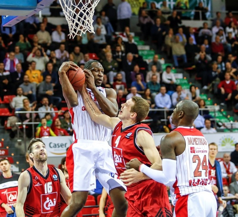 Florent Pietrus - SLUC Nancy - EC15 (photo CAI Zaragoza - Esther Casas)