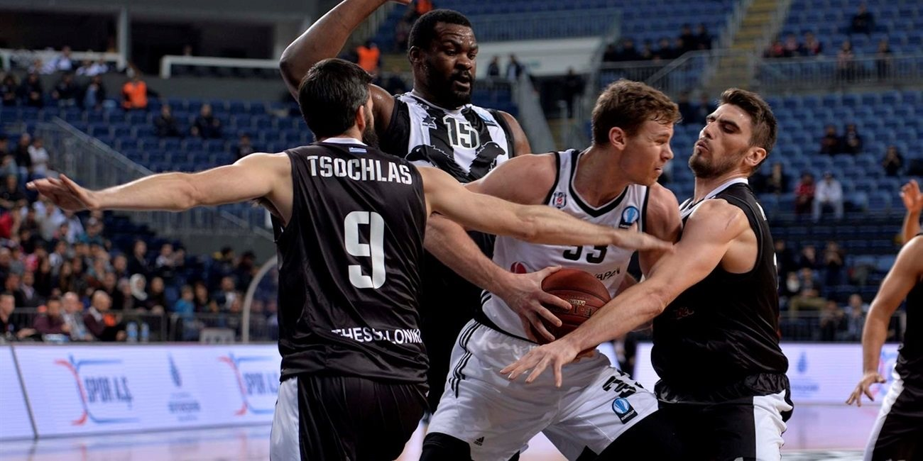 RS Round 8 report: Hatcher leads PAOK past Besiktas in overtime