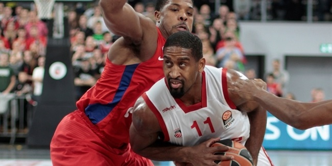 Regular Season, Round 8: Brose Baskets vs. CSKA Moscow