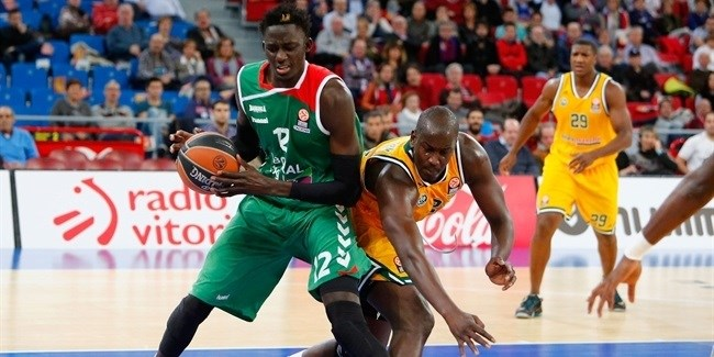 Regular Season, Round 8: Laboral Kutxa Vitoria vs. Limoges CSP