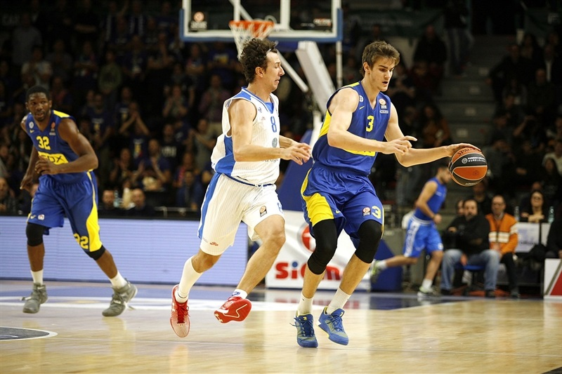 Dragan Bender - Maccabi FOX Tel Aviv - EB15