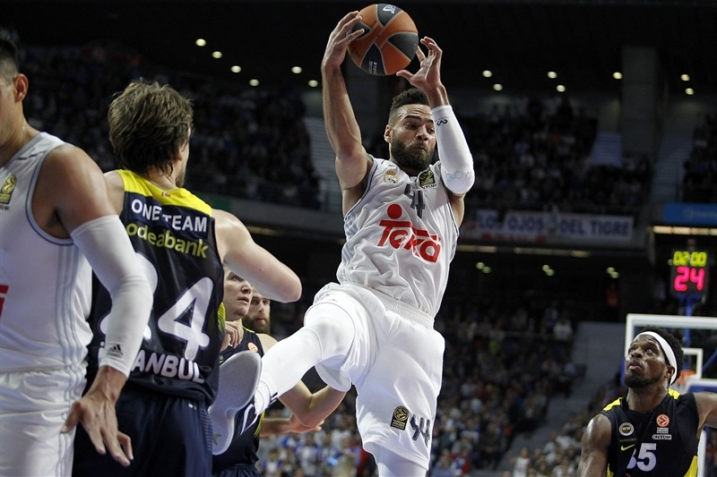 Jeffery Taylor - Real Madrid - EB15
