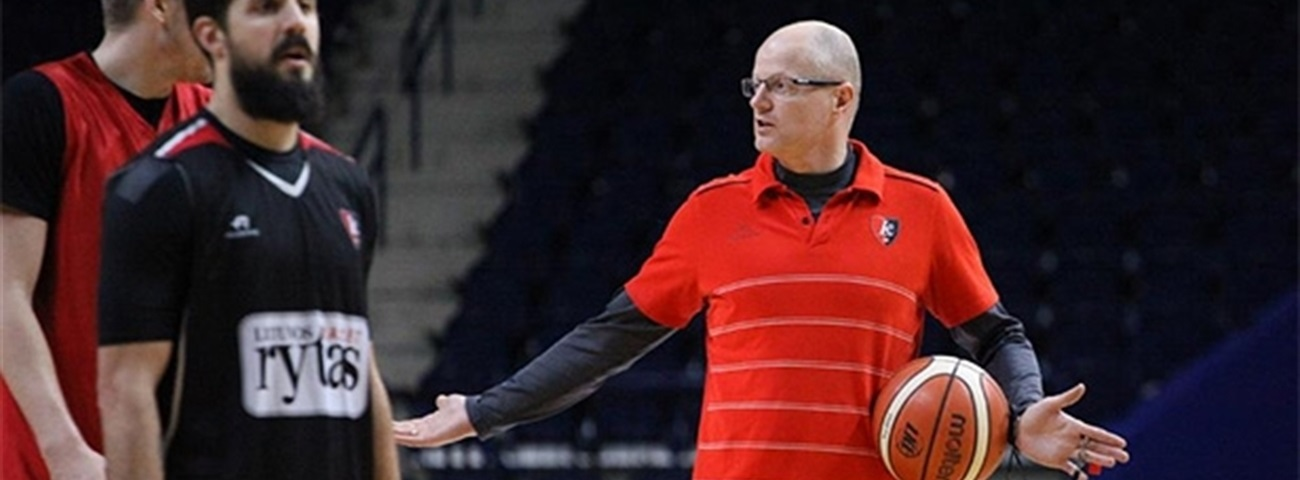 Lietuvos Rytas promotes Gronskis to be new coach