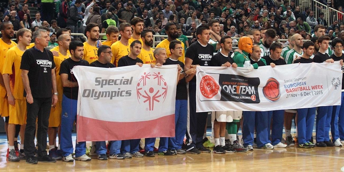 One Team - Panathinaikos Athens vs. FC Barcelona Lassa - EB15