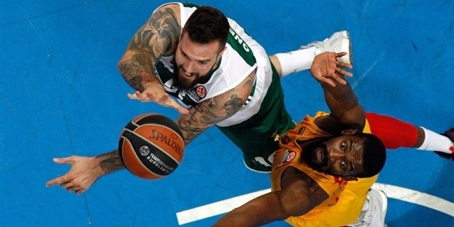 Regular Season, Round 8: Panathinaikos Athens vs. FC Barcelona Lassa