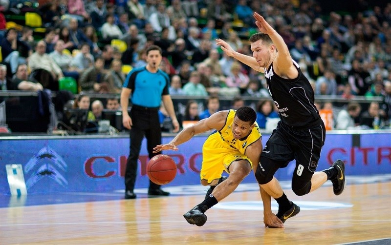 Scott Machado - EWE Baskets Oldenburg - EC15 (photo Bilbao Basket - Aitor Arrizabalaga)