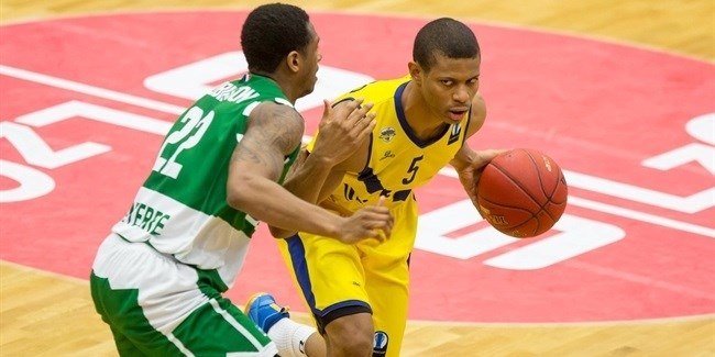 RS Round 9 report: EWE Baskets Oldenburg moves closer to Last 32 with win at Nanterre