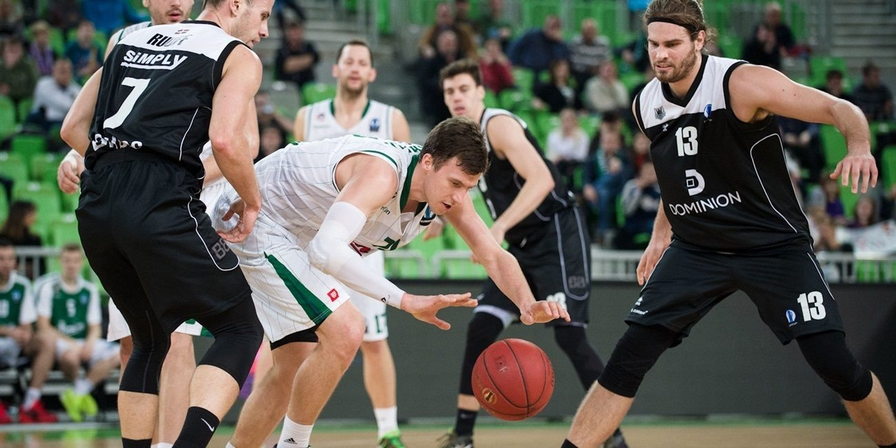 Blaz Mahkovic - Union Olimpija Ljubljana - EC15 (photo Union Olimpija)