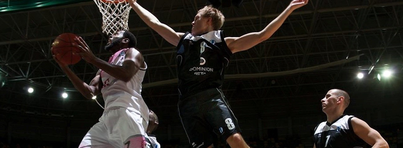 Telekom Bonn's McKinney ties Eurocup record with 9 threes