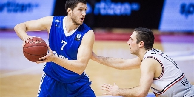 Regular Season, Round 9: Zenit St Petersburg vs. Lietuvos Rytas