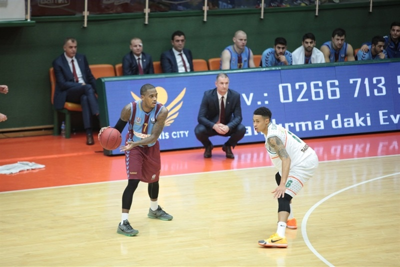 Dwight Hardy - Trabzonspor Medical Park - EC15 (photo Banvit)