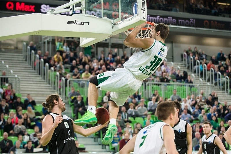 Ronalds Zakis - Union Olimpija Ljubljana - EC15 (photo Union Olimpija)