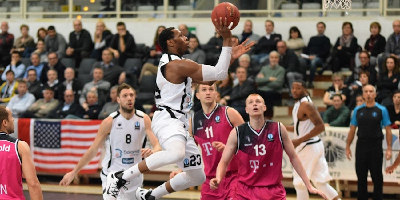 RS Round 9 report: Trento survives overtime and 19 triples from Bonn