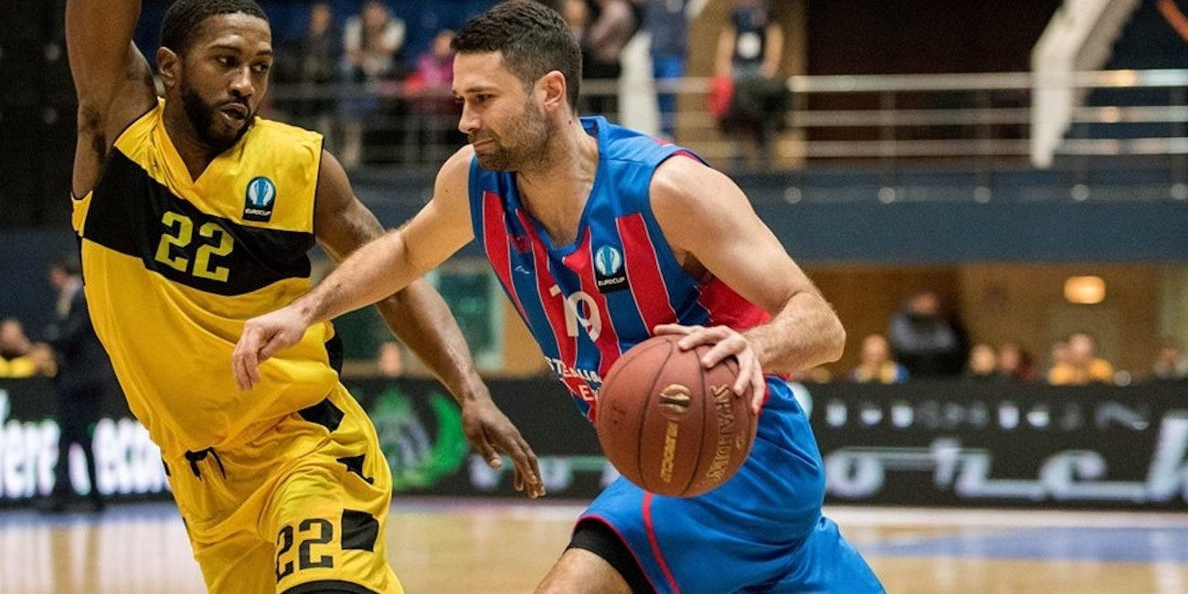 Aleksandar Rasic - Steaua CSM Exibank Bucharest - EC15 (photo Catalin Soare - www.sportaction.ro)