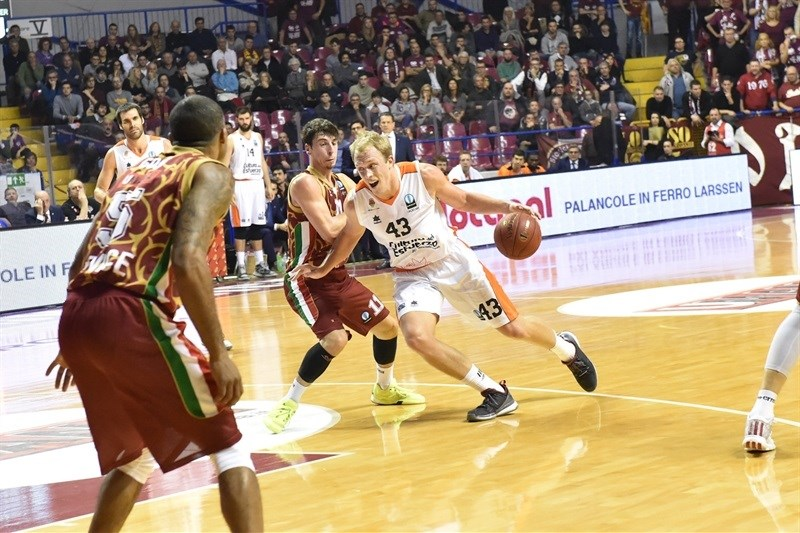 Luke Sikma - Valencia Basket - EC15 (photo Reyer Venice)