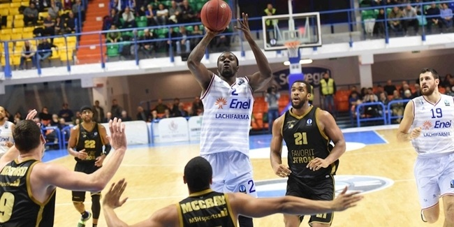RS Round 9 report: MHP RIESEN Ludwigsburg past Brindisi and into Last 32