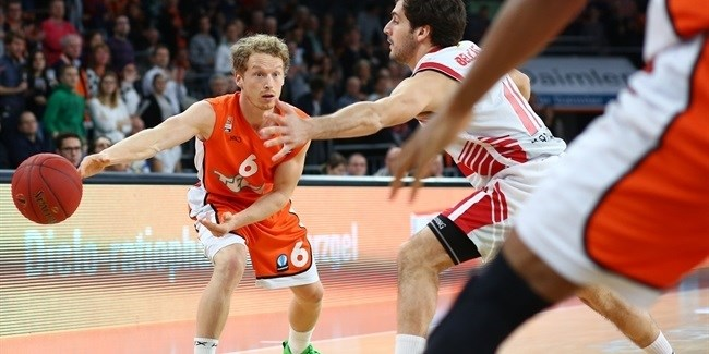 Regular Season, Round 9: ratiopharm Ulm vs. CAI Zaragoza
