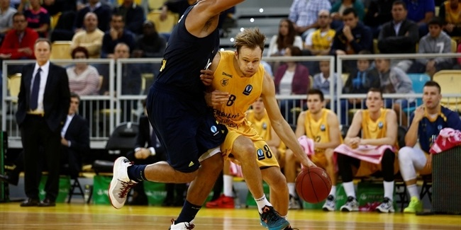 Regular Season, Round 9: Gran Canaria vs. ALBA Berlin