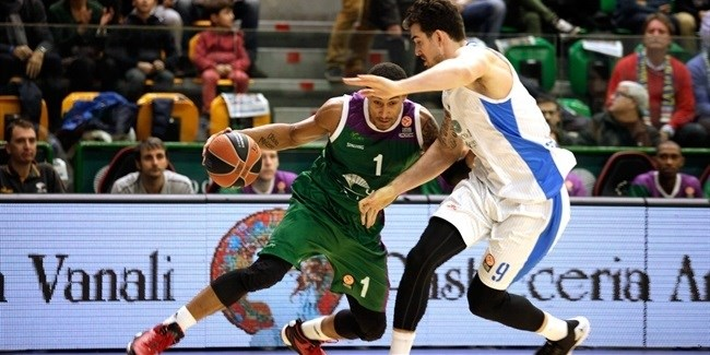 Regular Season, Round 9: Dinamo Sassari vs. Unicaja Malaga