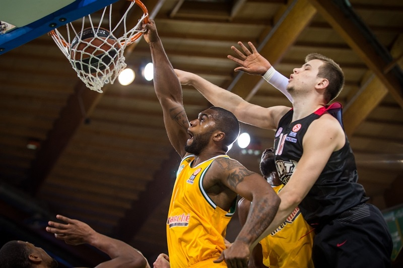 Will Daniels - Limoges CSP - EB15