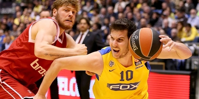RS Round 9 report: Maccabi FOX drains 16 threes to beat Bamberg, stay alive