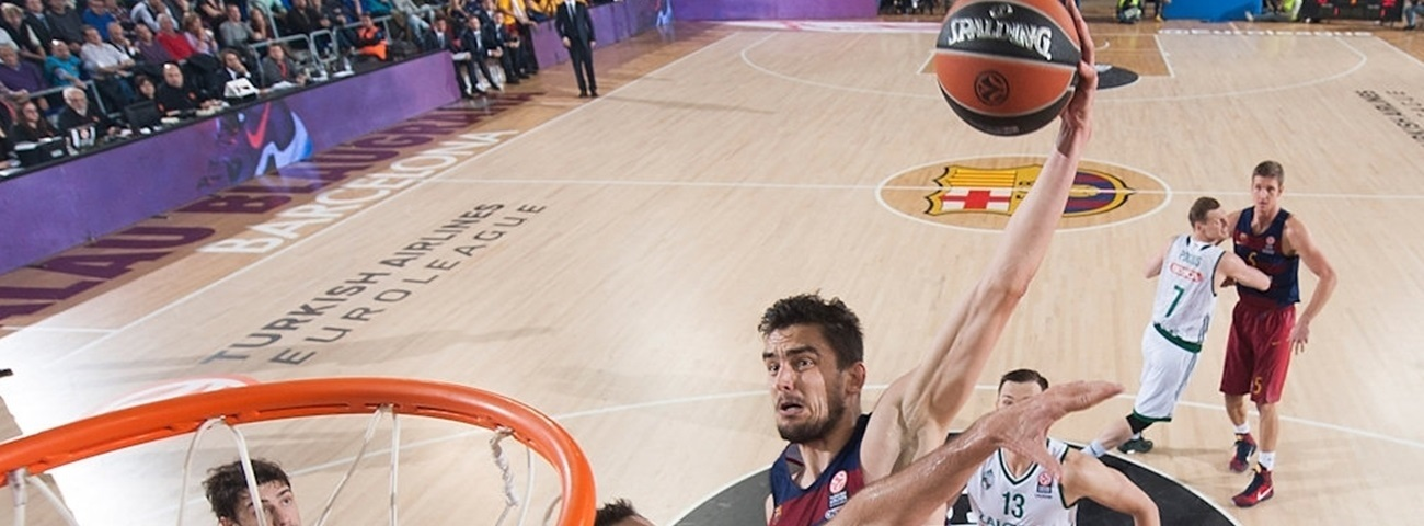 FC Barcelona locks up Satoransky through 2020