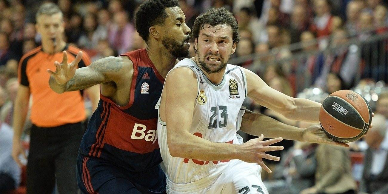 Sergio Llull - Real Madrid - EB15