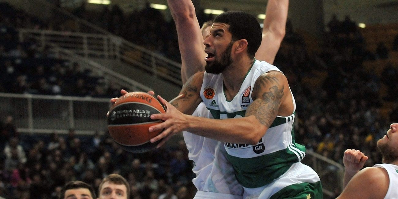 James Feldeine - Panathinaikos Athens - EB15