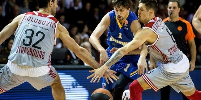 RS Round 9 report: Honeycutt's monster double-double sends Khimki to Top 16
