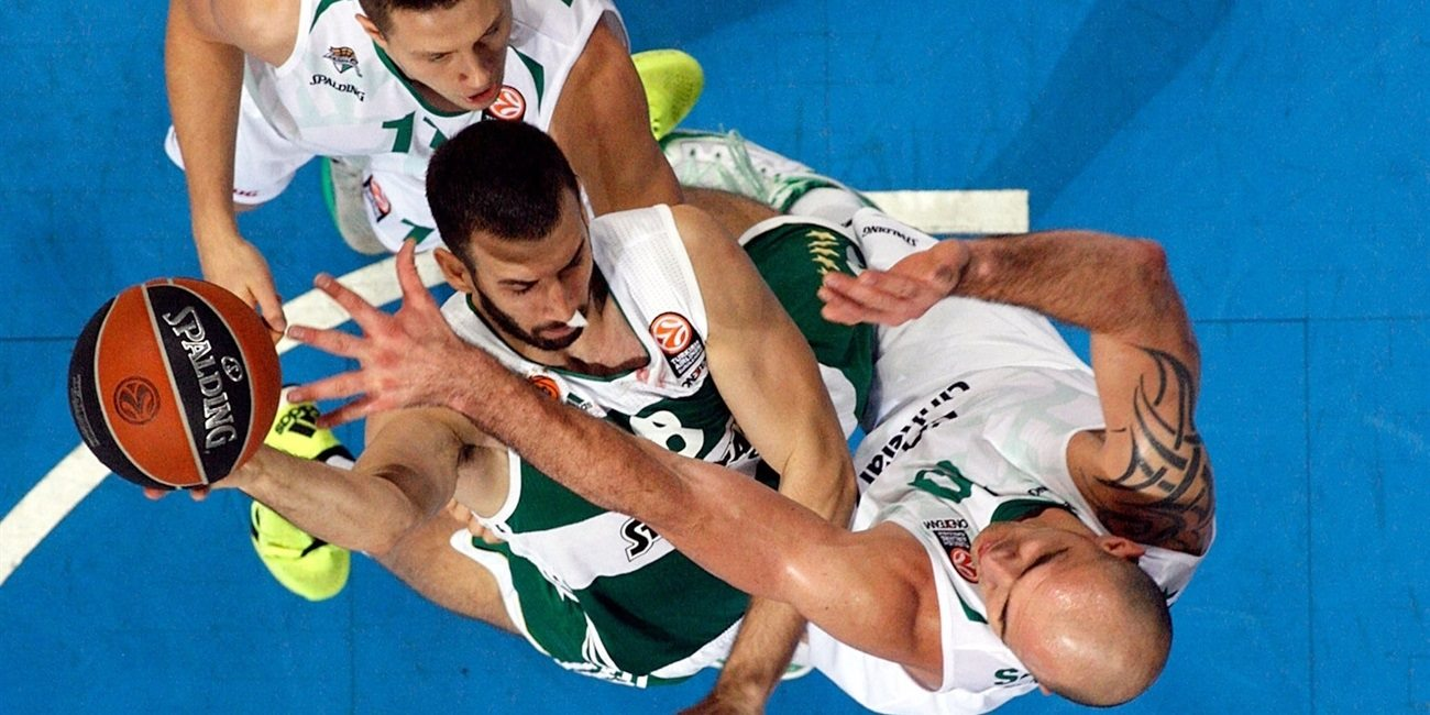 RS Round 9 report: Panathinaikos steamrolls by Zielona Gora into Top 16!