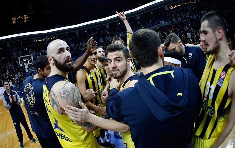 Players Fenerbahce Istambul - EB15
