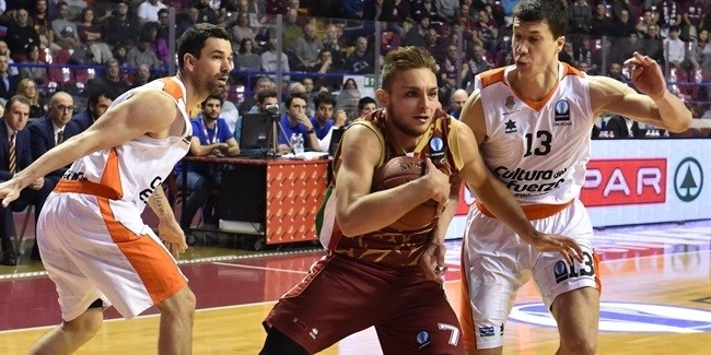 Regular Season, Round 9: Umana Reyer Venice vs. Valencia Basket